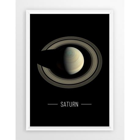 Plakat fotografia - PLANETA MERKURY/NASA